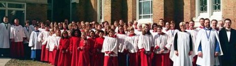 Choral Festival at First Presbyterian in Feb 2009